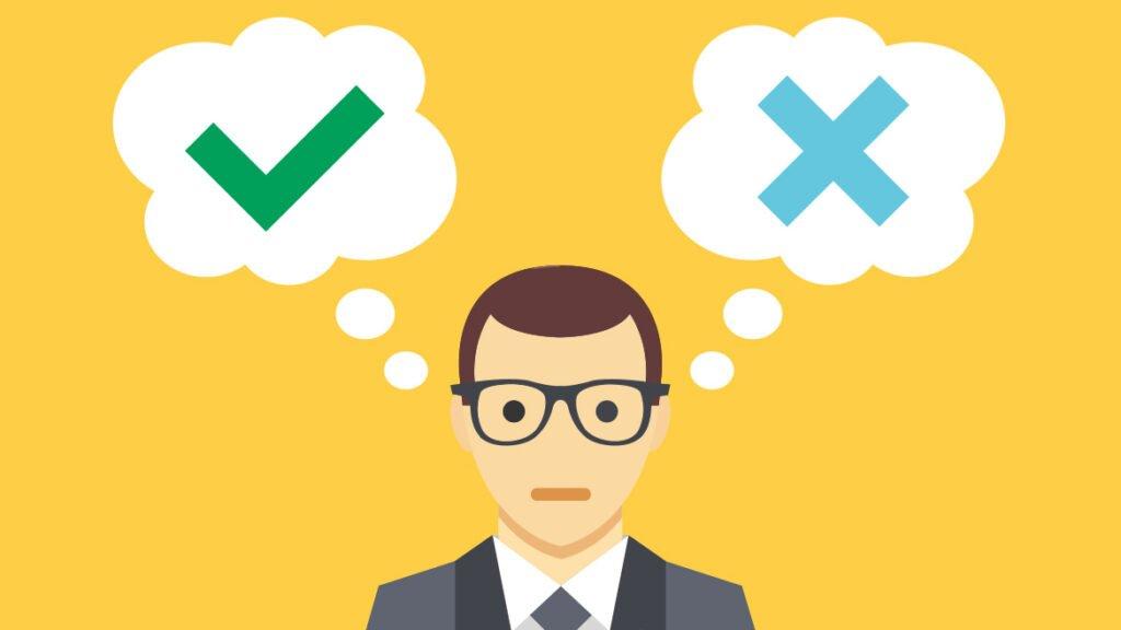 İşletme Bölümü Mezunu Olurken Edinilmesi Yetkinlikler| Muhakeme – Karar Alma