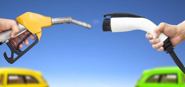 elektrik ve benzin farkı