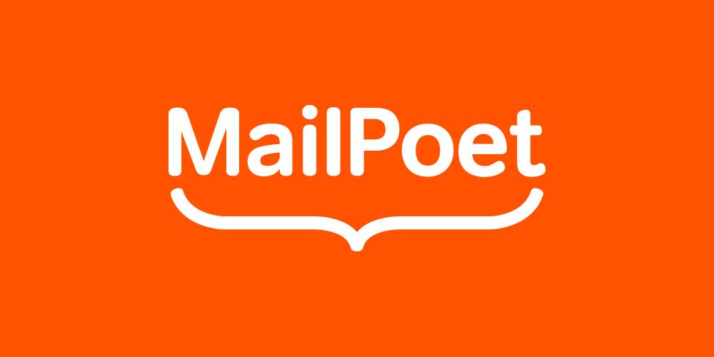 Extension mailpoet