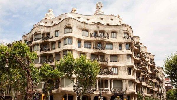 En etkileyici 20 mimari yapı| casa mila-i̇spanya
