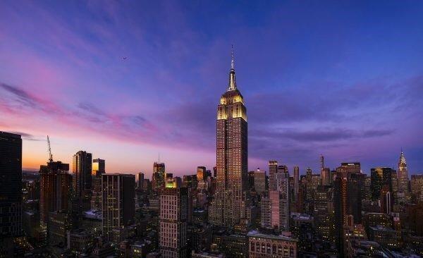 En etkileyici 20 mimari yapı| empire state binası-abd
