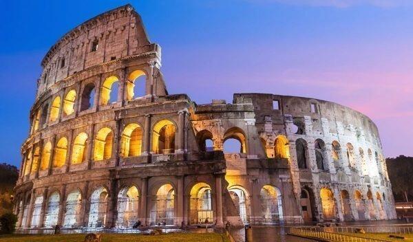 En etkileyici 20 mimari yapı| colosseum -i̇talya