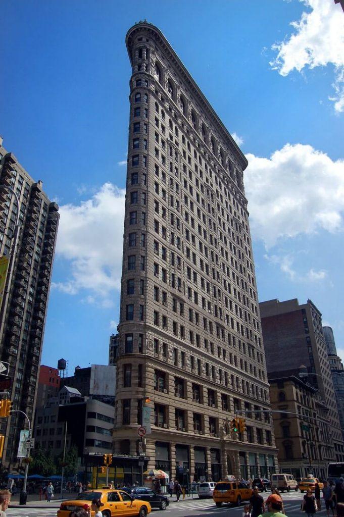 En etkileyici 20 mimari yapı| flatiron binası – new york, abd