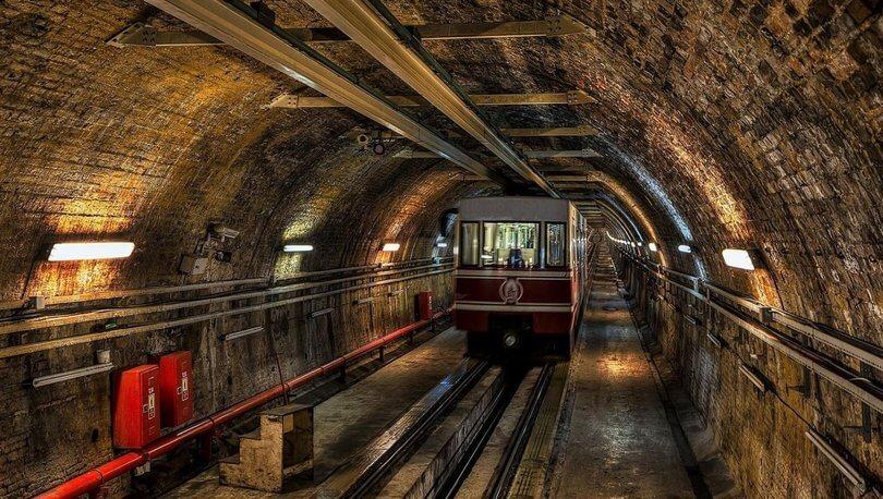dünyanın en eski metrosu
