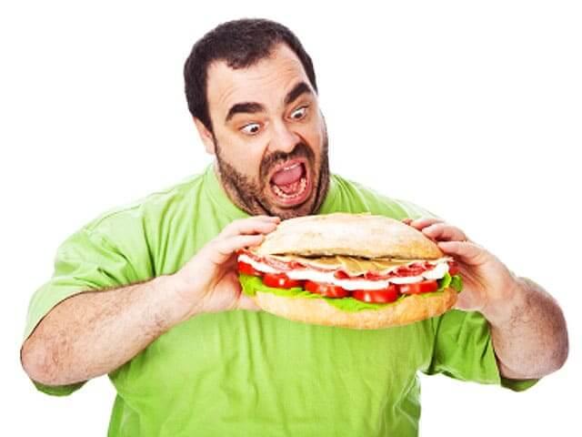Fat man sandwich
