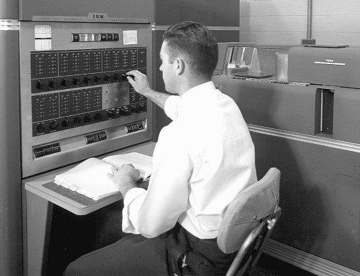 Bilgisayarın tarihi gelişiminde yeni bir çağ. Jpg