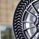 Lastik teknolojisi baştan aşağı değişebilir - havasız lastikler