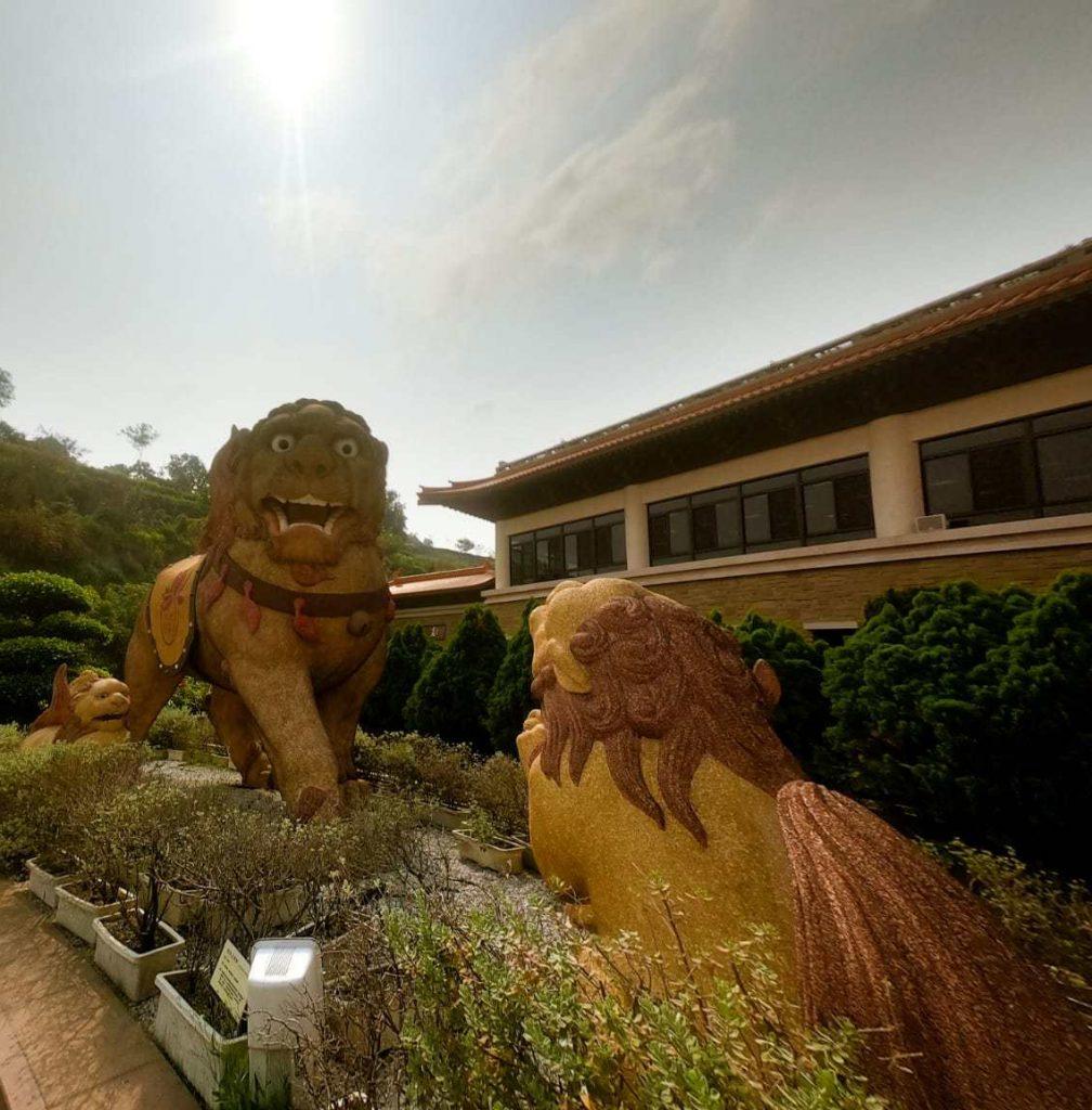 tayvan buda müzesi