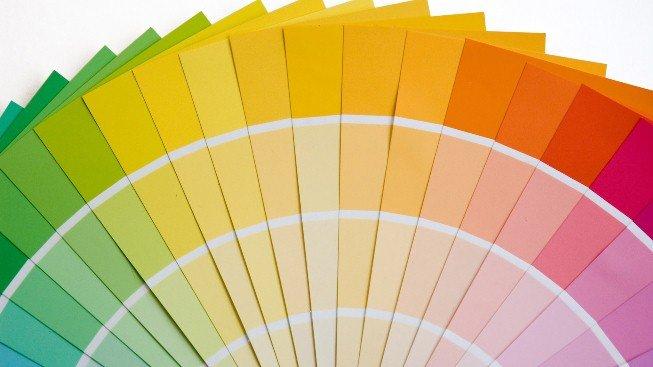 Renk skalası