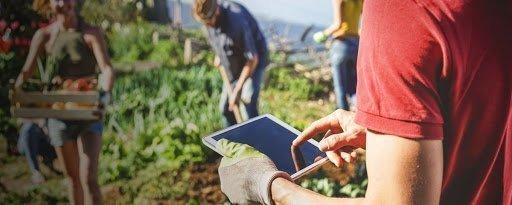 dijital tarım