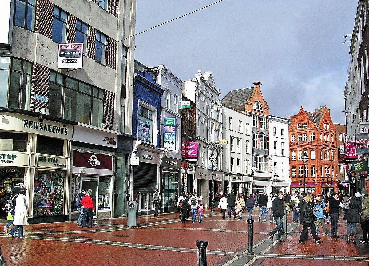 Dublin'de Erasmus