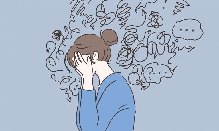 kaygı sıkıntısı yaşamak