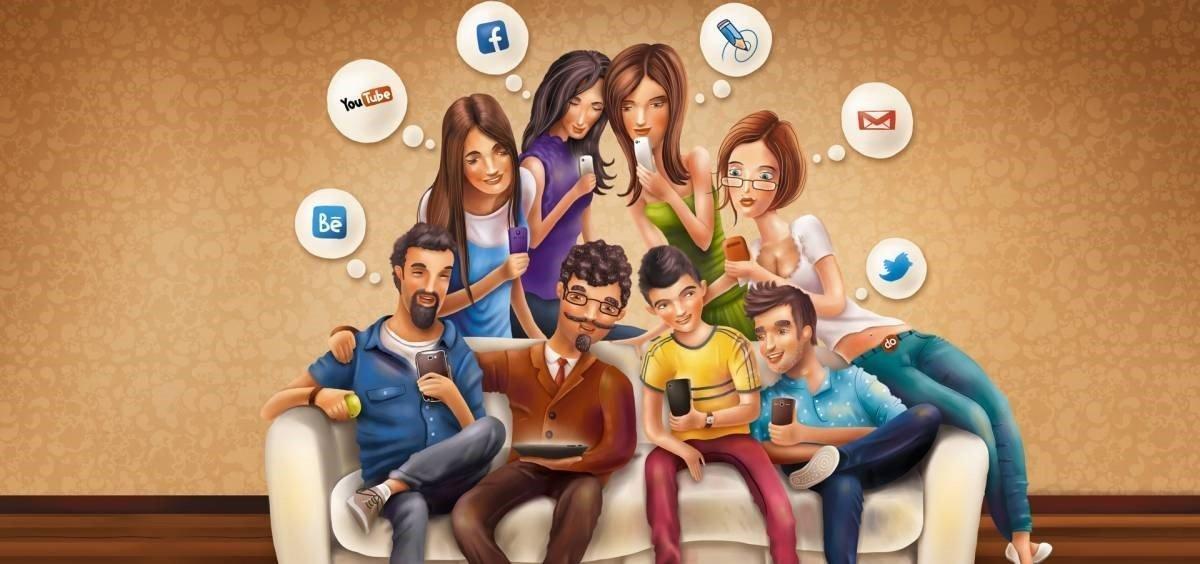 Teknoloji bağımlılığı |  sosyal medya