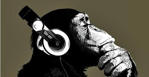 Maymunlar ve muzik