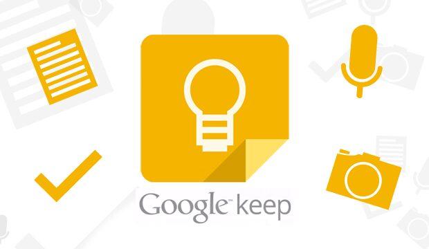 Öğrencilerin Kullanmasını Önerdiğimiz 6 Mobil Uygulama| Google Keep