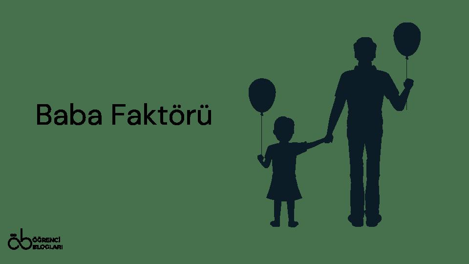 Baba Faktörü