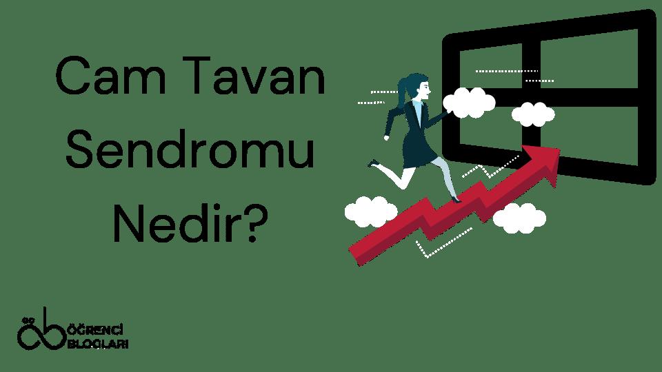 Cam Tavan Sendromu Nedir