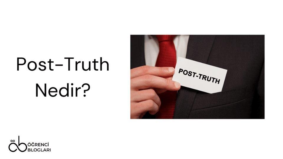 Mağara Alegorisi | Post Truth Nedir