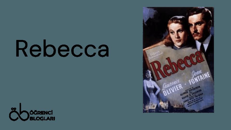Hitchcock Filmleri| Rebecca