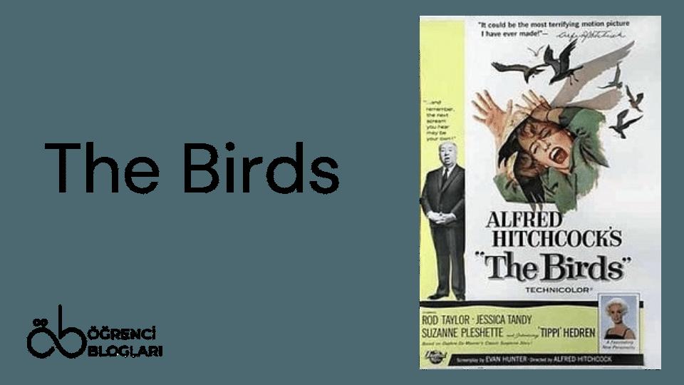 Hitchcock Filmleri| The Birds