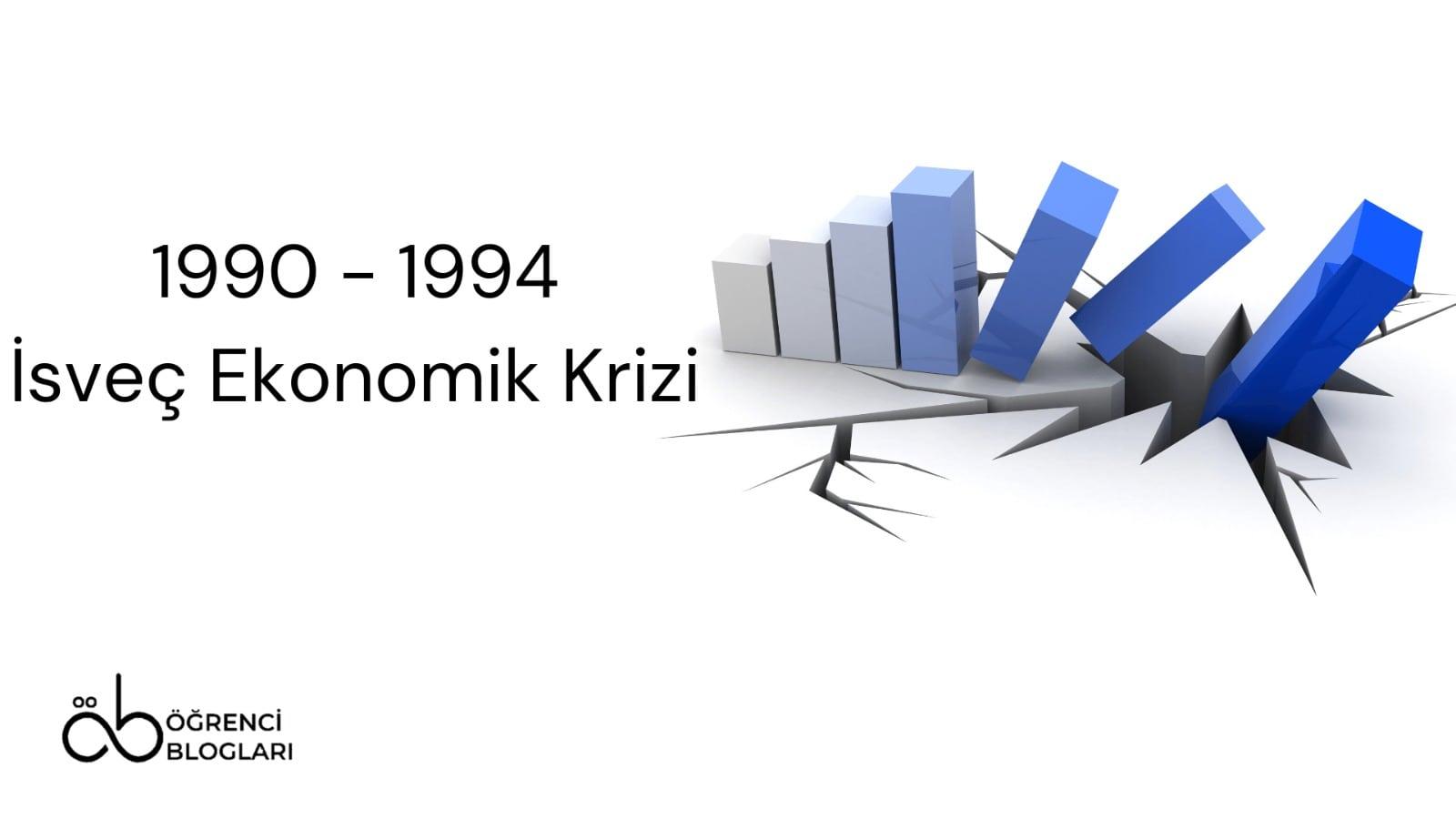 isveç ekonomik krizi