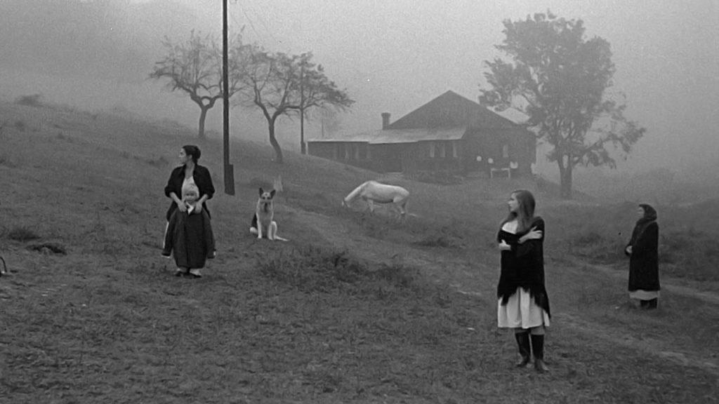 Andrei Tarkovsky Filmleri Nostalji