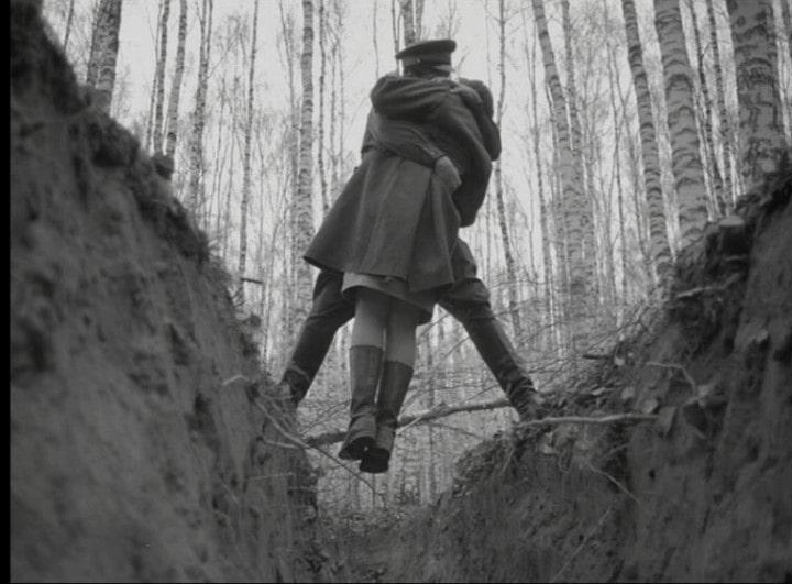 Andrei Tarkovsky Filmleri İvanın Çocukluğu