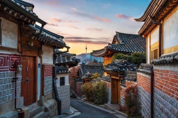 Seul'de Gezilecek Yerler | Bukchon Hanok Köyü
