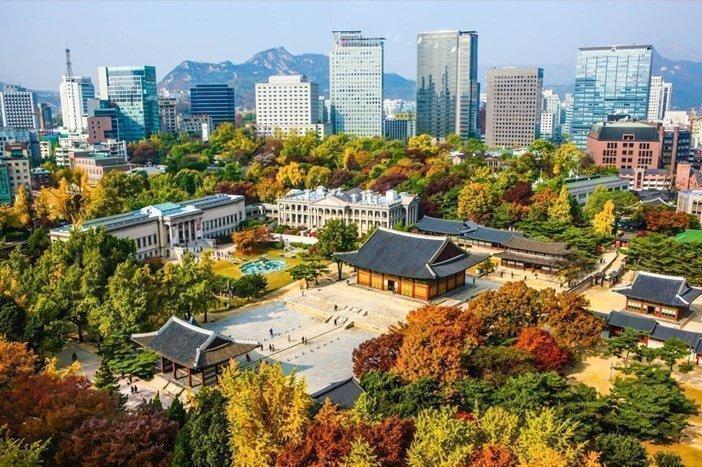 Seul'de Gezilecek Yerler | Deoksugung Sarayı