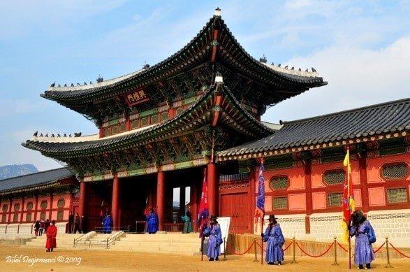Seul'de Gezilecek Yerler | Gyeongbokgung Sarayı