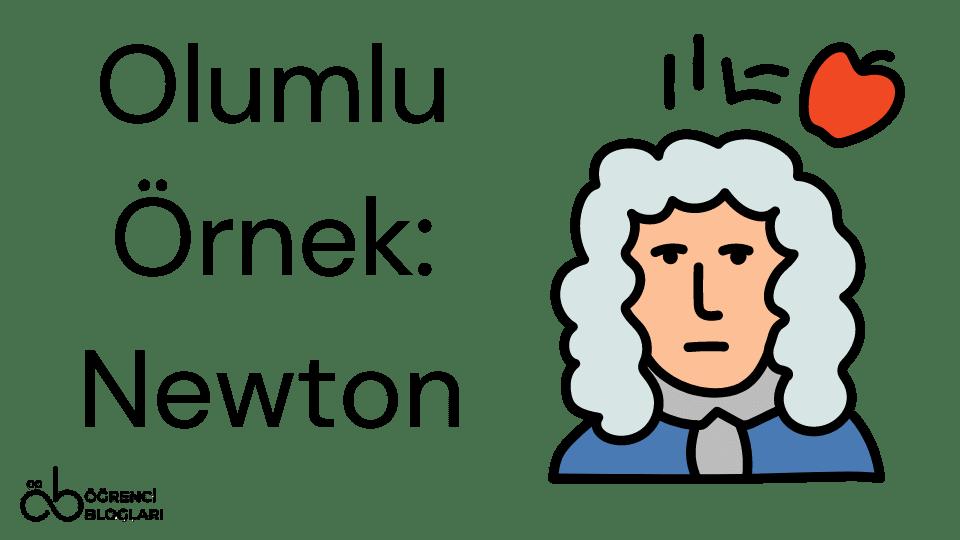 Olumlu Örnek Newton