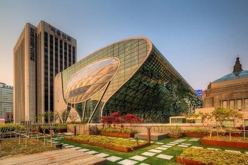 Seul'de Gezilecek Yerler | Seul yeni belediye binası