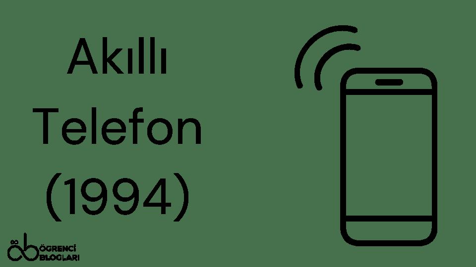 Akıllı Telefon (1994)