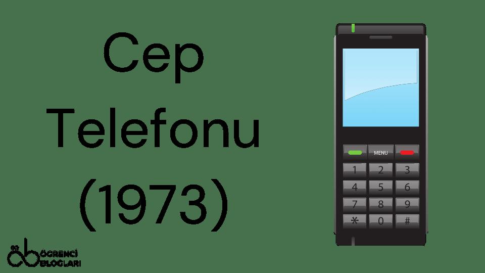 Cep Telefonu (1973)