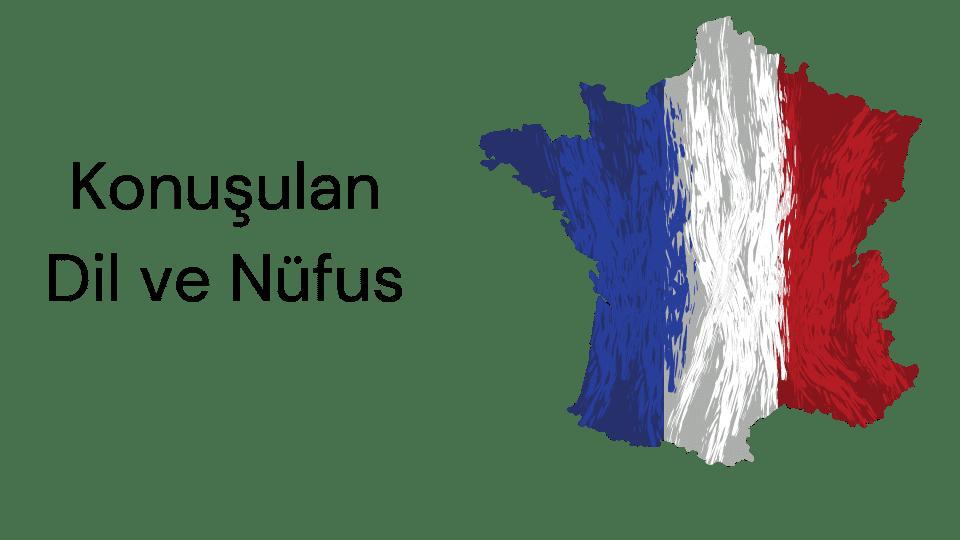 Konuşulan Dil ve Nüfus
