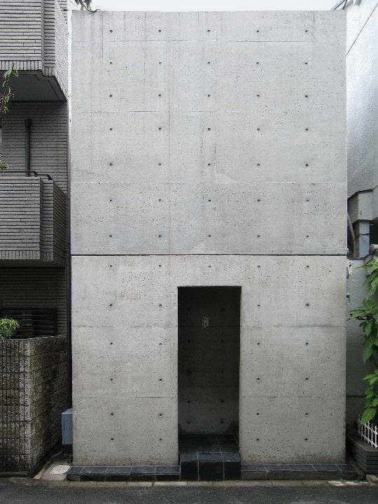 Tadao Ando I Azuma Evi