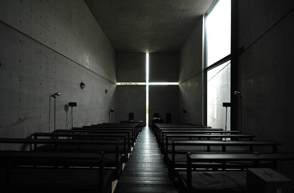Tadao Ando Işık Kilisesi