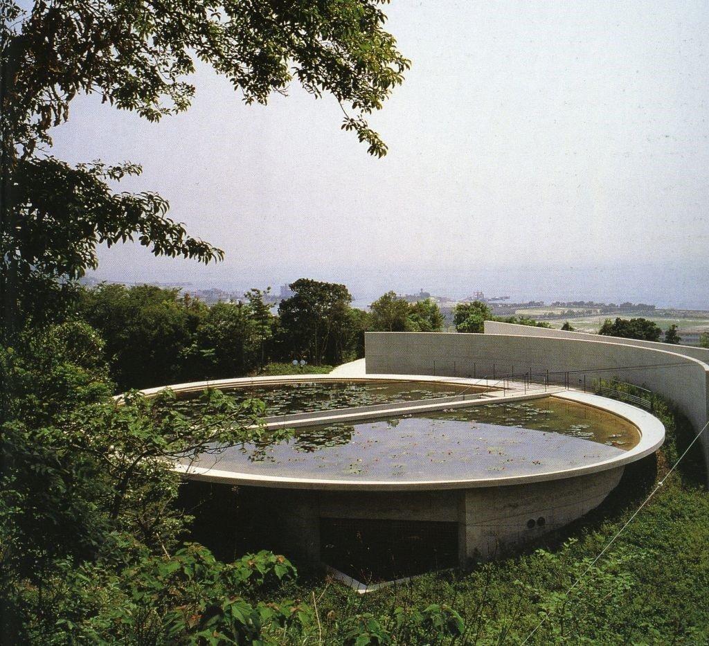 Tadao Ando Su Tapınağı