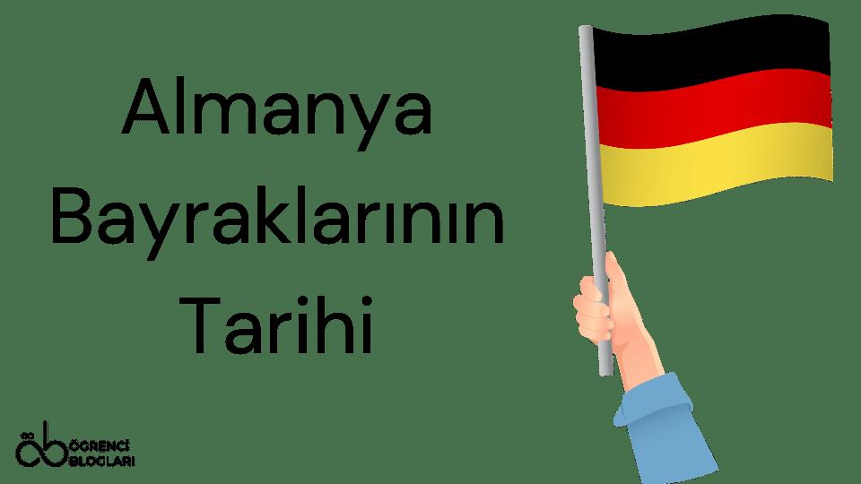 Almanya Bayraklarının Tarihi