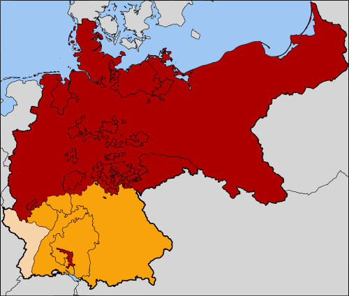 Almanya bölünme ve birleşme