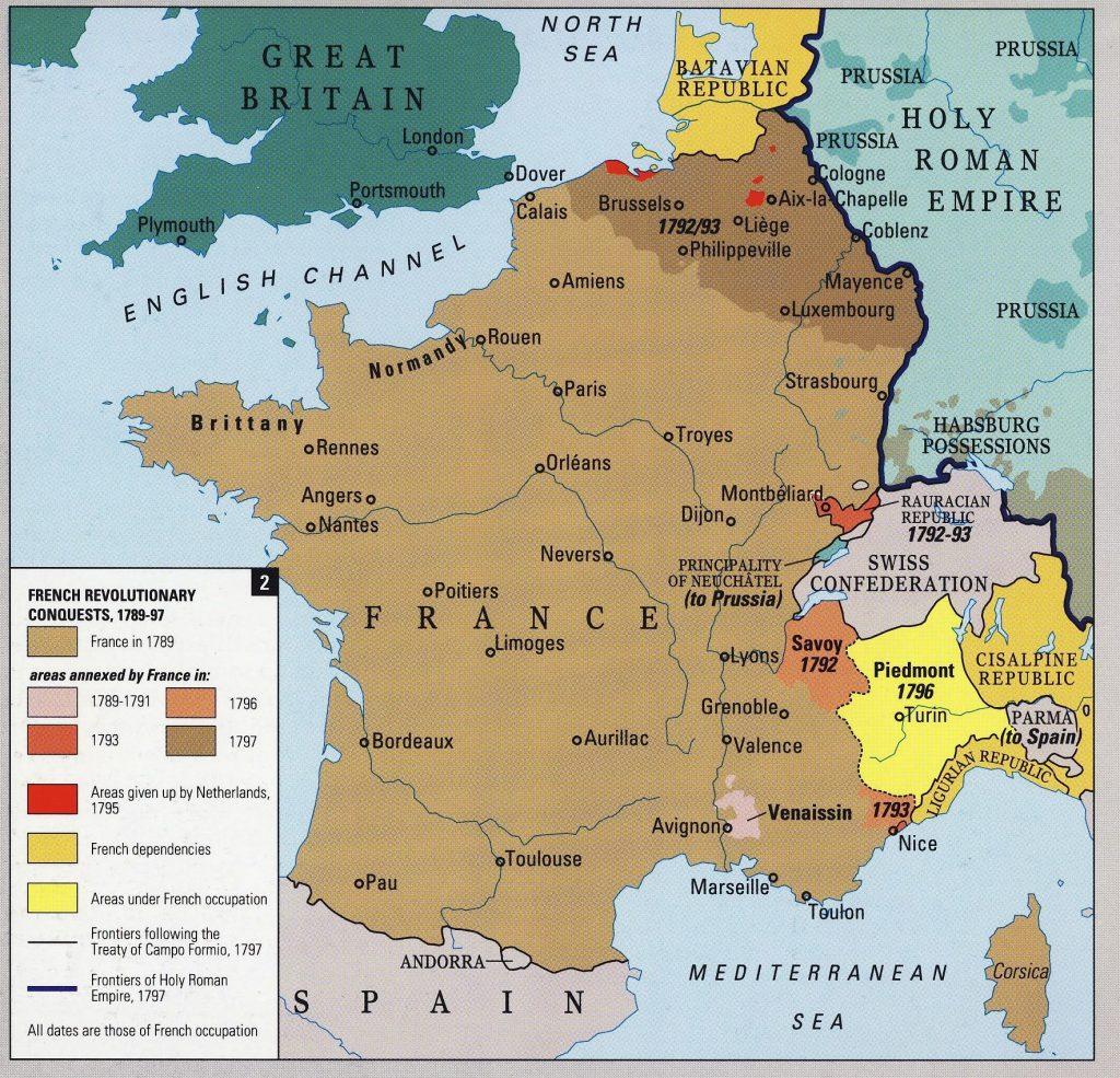 Birinci Cumhuriyet ve Napolyon İmparatorluğu