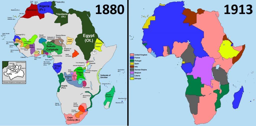 Fransız Afrika Sömürge Bölgeleri