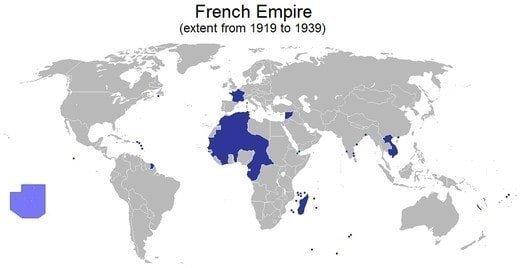 Fransız İmparatorluğu (1919 - 1939)