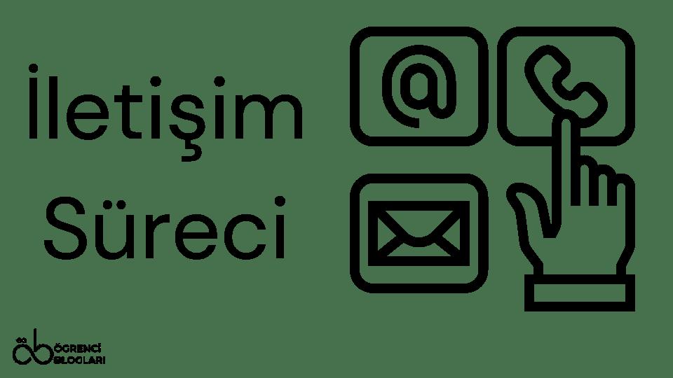 İletişim Süreci Nedir