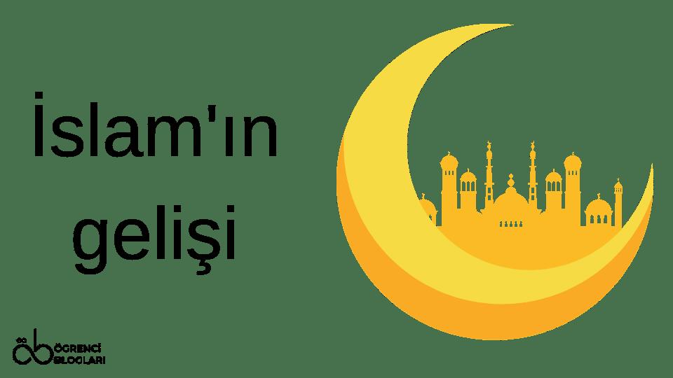 İslam'ın gelişi