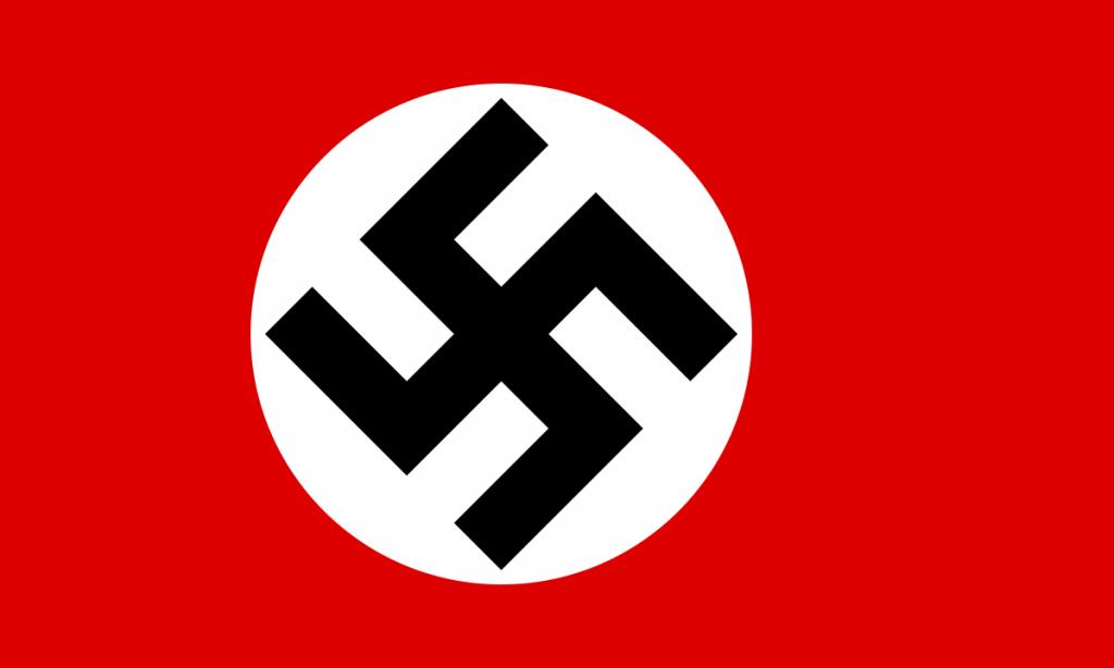 nazi almanyası bayrağı