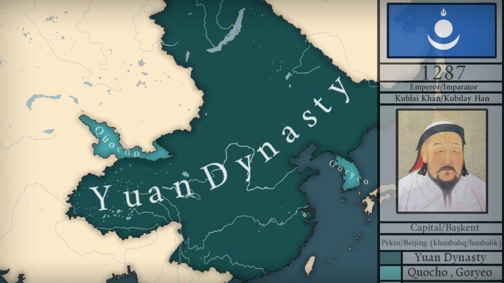 yuan hanedanı