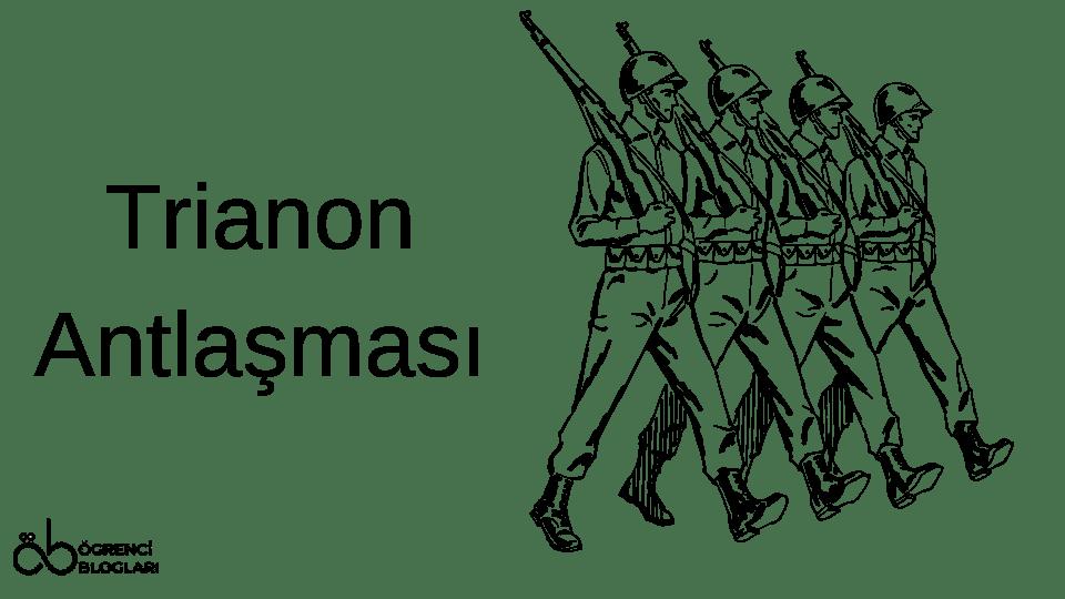 Trianon Antlaşması