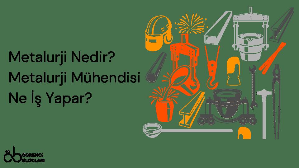 Metalurji Nedir Metalurji Mühendisi Ne İş Yapar